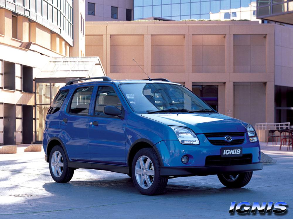 Suzuki Ignis: 1 фото.