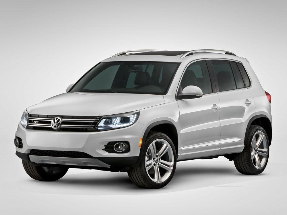 концепт Volkswagen CrossBlue.  На ав…
