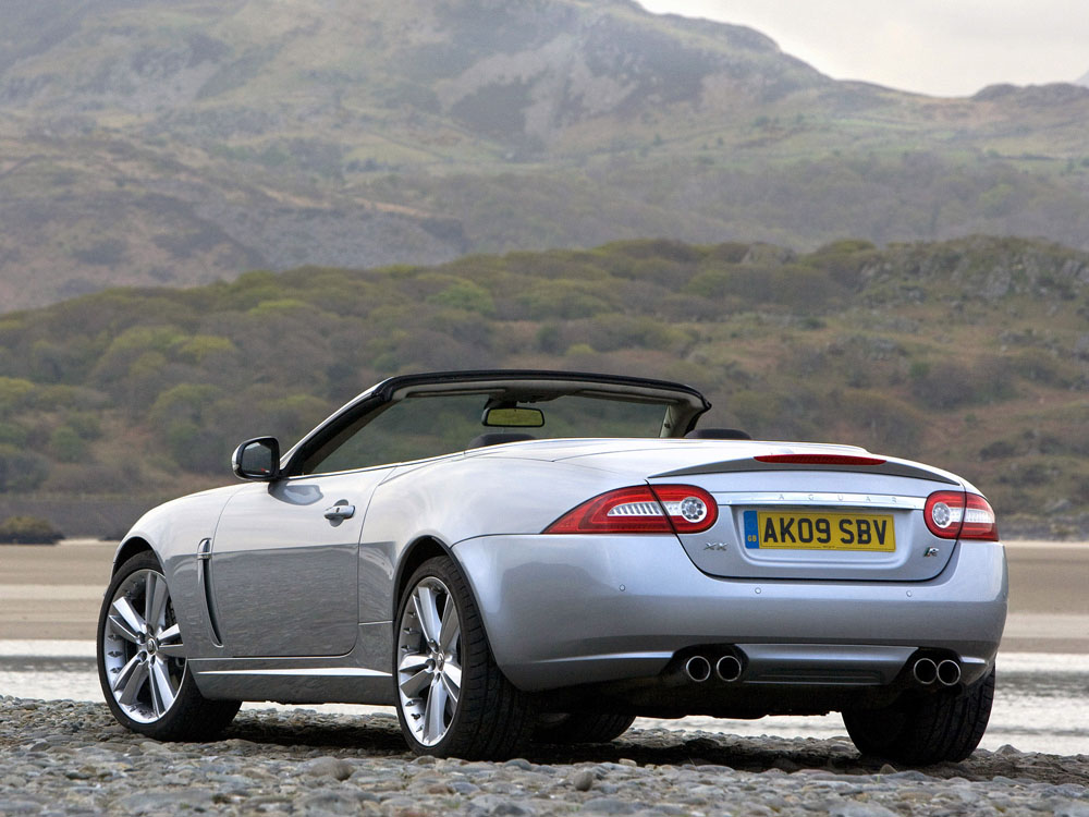 2009 jaguar xkr convertible related infomation specifications weili automotive network. Black Bedroom Furniture Sets. Home Design Ideas