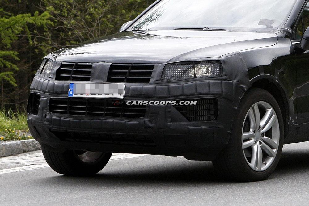 Подготовка Volkswagen Touareg 2 для …