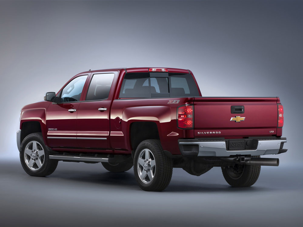 2013 Chevy Silverado 2500hd Ltz