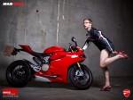 Реклама Ducati 2013 фото 02