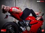 Реклама Ducati 2013 фото 07