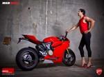 Реклама Ducati 2013 фото 08