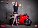 Реклама Ducati 2013 фото 12
