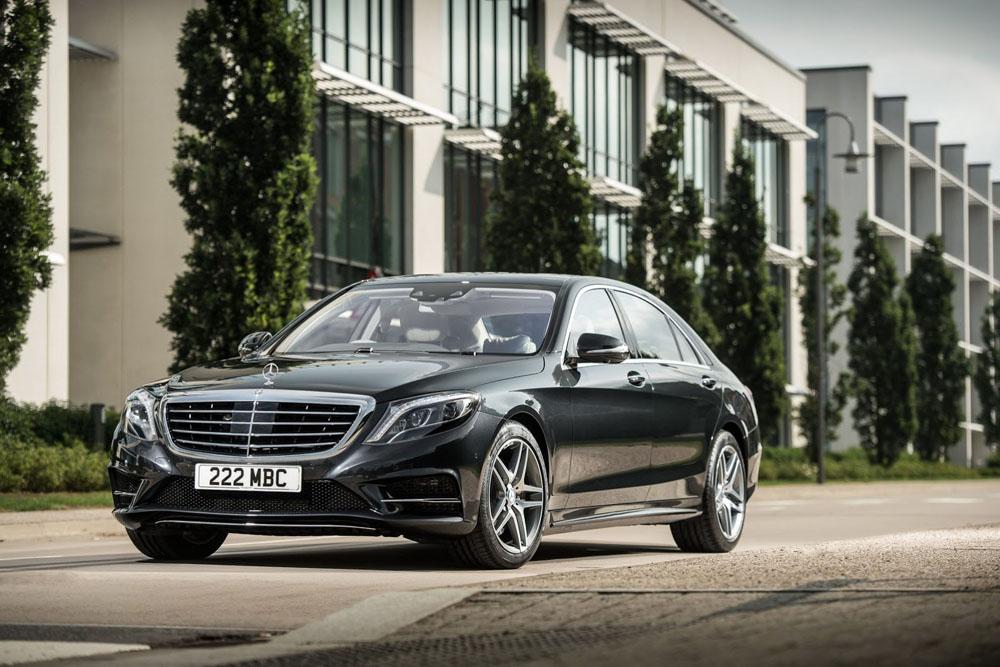 Mercedes-Benz S-Class 2013