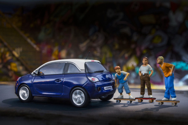 Модели автомобилей Opel Adam 2014 Фото 01