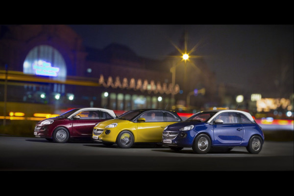 Модели автомобилей Opel Adam 2014 Фото 14