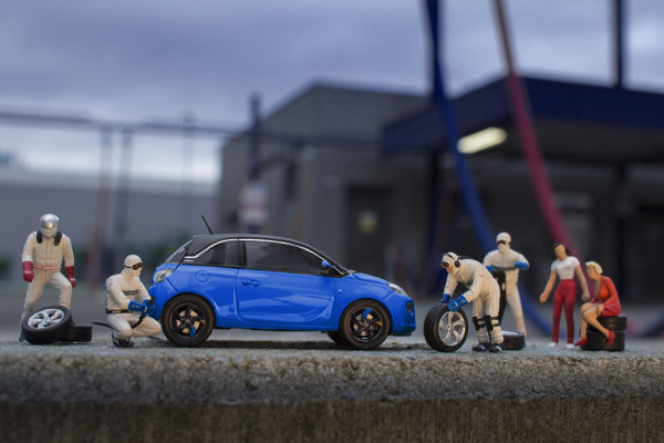 Модели автомобилей Opel Adam 2014 Фото 15