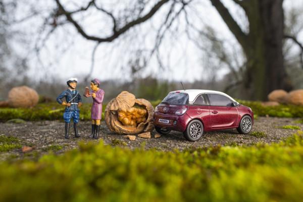 Модели автомобилей Opel Adam 2014 Фото 16