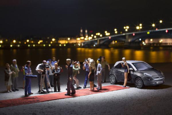 Модели автомобилей Opel Adam 2014 Фото 17