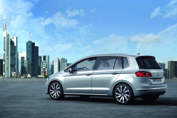 Новый Volkswagen Golf Sportsvan Фото 12