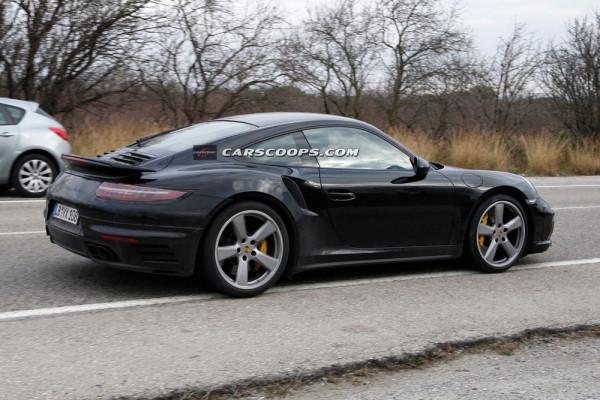 Porsche 911 Turbo 2015 Фото 06
