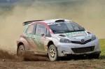 Toyota Yaris раллийная Фото 03
