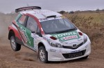 Toyota Yaris раллийная Фото 07