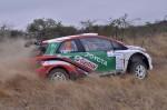 Toyota Yaris раллийная Фото 10