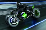 Трехколесный концепт Kawasaki  2014 Фото 2