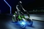 Трехколесный концепт Kawasaki  2014 Фото 3