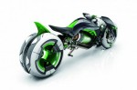 Трехколесный концепт Kawasaki  2014 Фото 7
