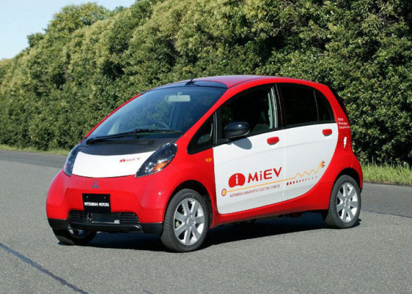 электрокар Mitsubishi I-MiEV