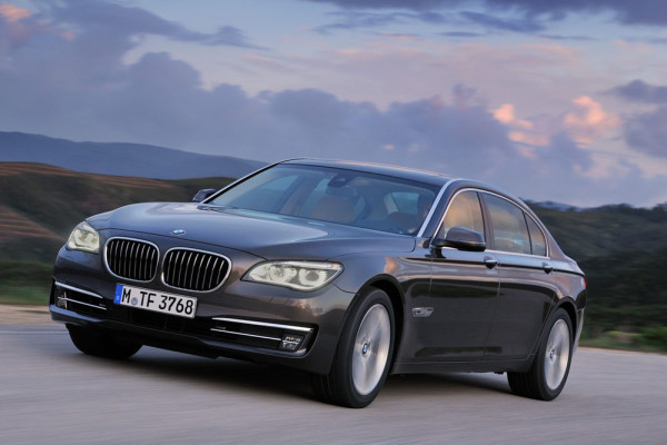 BMW 7-Series  740Ld xDrive  2014 Фото 02