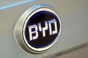 BYD logo