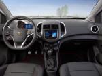 Chevrolet Sonic RS Sedan 2014 Фото 04