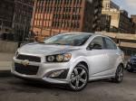 Chevrolet Sonic RS Sedan 2014 Фото 05