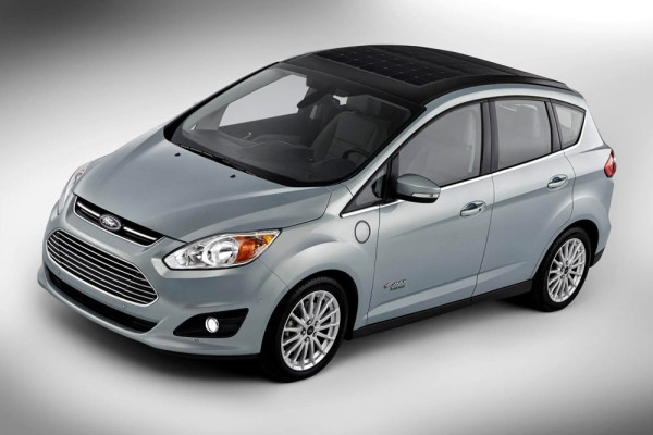 Ford C-Max Energi 2014 Фото 09