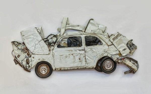 Гербарий из автомобилей Фото 10