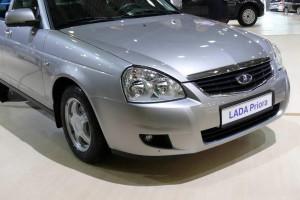 Lada Priora coupe 2014