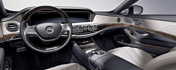 Mercedes benz S600 2014 Фото 02