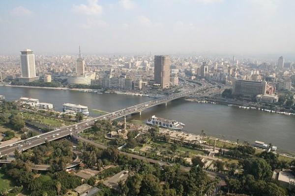 Мост 6-го октября в Египте