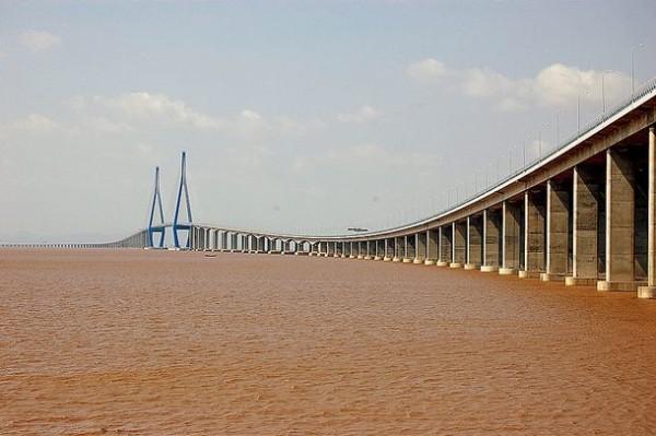 Мост Cихоумэнь в Китае