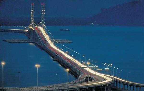 Мост Пенанг в Малайзии