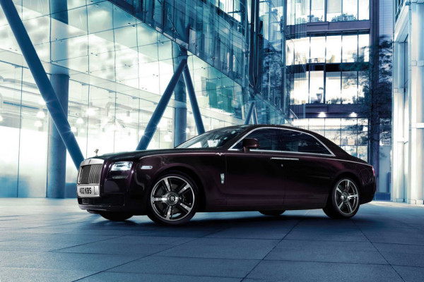 Rolls-Royce Ghost V-Specification 2014 года Фото 01