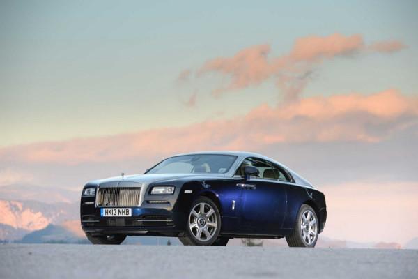 Rolls-Royce Wraith 2013 Фото 03