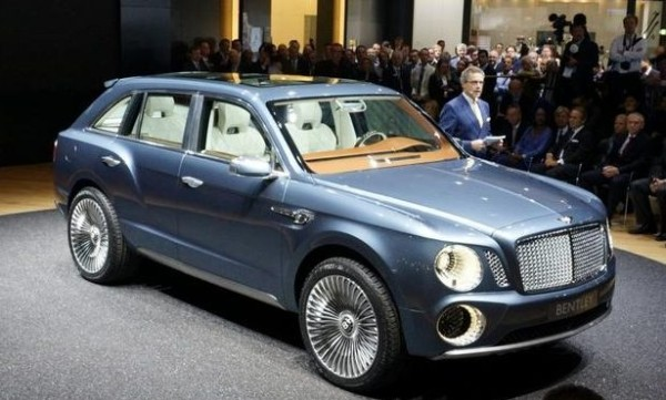 Rolls Royce внедорожник
