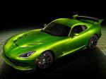 SRT Dodge Viper GT Stryker Green 2014 Фото 01