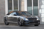 Тюнинг Maybach Type 57 S от Knight Luxury  2014 год -Фото 05