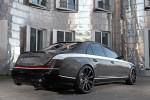 Тюнинг Maybach Type 57 S от Knight Luxury  2014 год -Фото 17