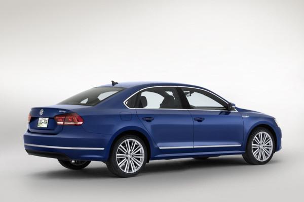Volkswagen Passat BlueMotion 2014 года Фото 02