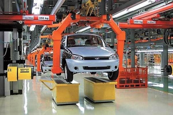 автомобильная промышленность в России