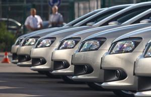 автомобили в России