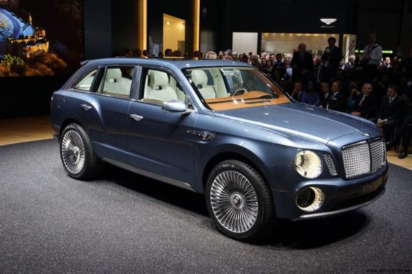 crossover Bentley
