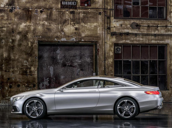 ercedes-Benz S-Class Coupe 2014 Фото 03