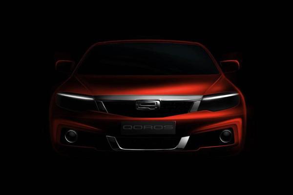 новая модель Qoros 2014