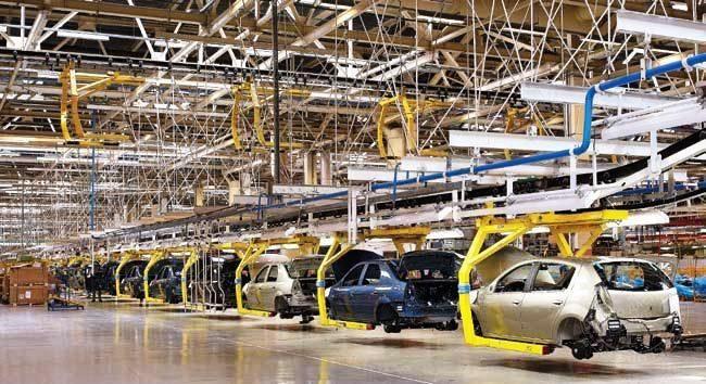 автомобилей в сборки москве заводы