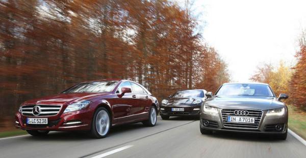 угон автомобилей в Германии
