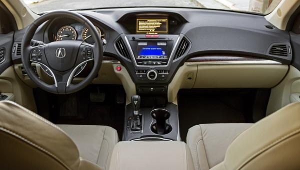 Acura MDX-4
